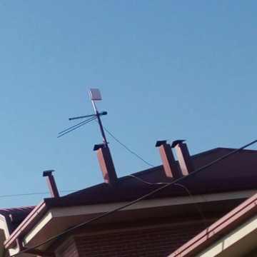 Как усилить сигнал 4G LTE от Uzmobile Ucell UMS Beeline за городом?