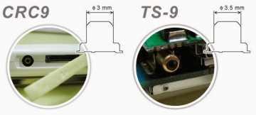 3G/4G модемы с разъемом для внешней антенны TS9 CRC9 SMA