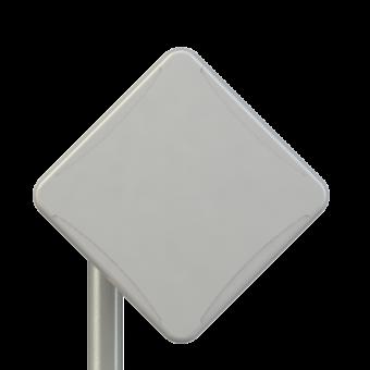 Панельная антенна с боксом MIMO 2x2 UNIBOX 2300-2500МГц Антэкс AX-2415P