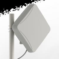 Антенна с гермобоксом для 3G/4G модема Антэкс PETRA BB MIMO 2x2 UniBox