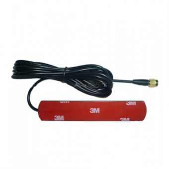 Индорная антенна GSM:2G, 3G, 4G LTE клейкое с одной стороны для внутреннего использования, на авто и т.п.